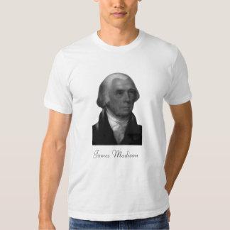 Camiseta de JMadison, James Madison Camisas