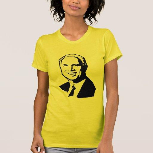 Camiseta de John McCain