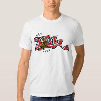 Camiseta de Josh Polera