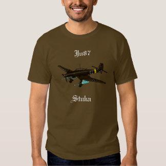 Camiseta de Ju87 Stuka Polera