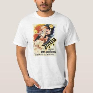 Camiseta de Julio Cheret Olympia