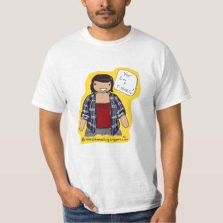 Camiseta de julio JRose Camisas