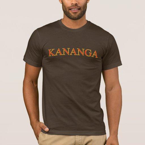 Camiseta de Kananga