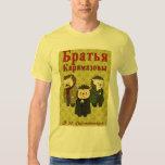 Camiseta de Karamazov de los hermanos (familia de Playera