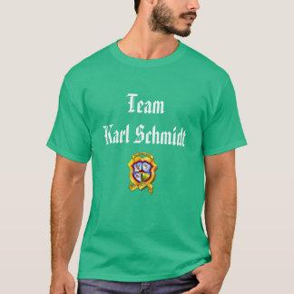 Camiseta de Karl Schmidt del equipo
