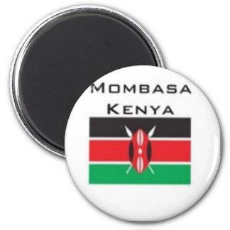 Camiseta de Kenia (modificada para requisitos part Imanes