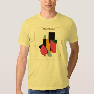 Camiseta de Kimbie del soporte Playeras