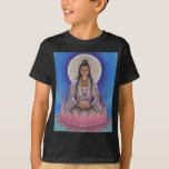 Camiseta de Kuan Yin Polera