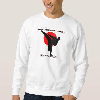 Camiseta de Kun del ir de discotecas del karate de Suéter