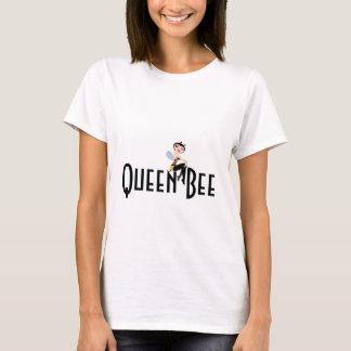 Camiseta de la abeja reina
