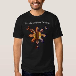 Camiseta de la academia de Orlando Eskrima Playera