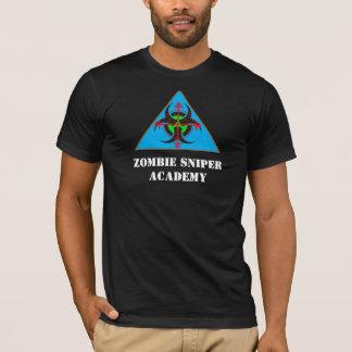 Camiseta de la ACADEMIA del FRANCOTIRADOR del