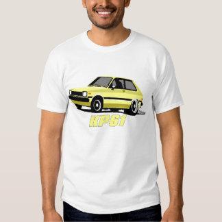 Camiseta de la actriz joven de Toyota KP61 Playera