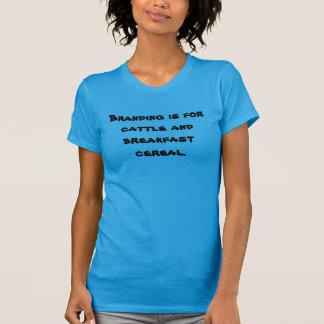 Camiseta de la Anti-Estructura-su-Marca