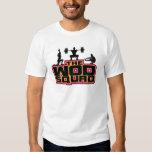 """Camiseta de la aptitud del pelotón de WOD"""" Remera"""