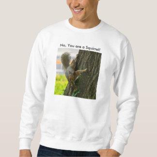 Camiseta de la ardilla suéter