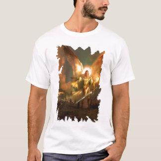 Camiseta de la armadura de San Miguel