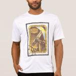 Camiseta de la astronomía de la Micro-Fibra del fu