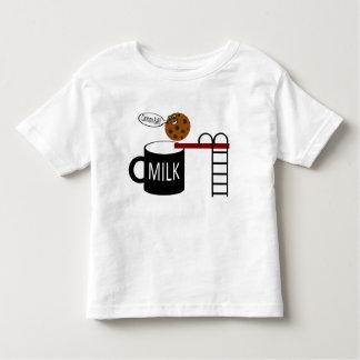 Camiseta de la aventura de la galleta