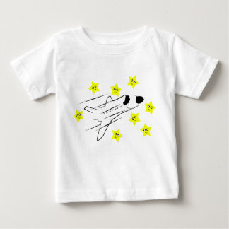 Camiseta de la bahía del transbordador espacial remeras