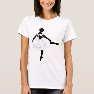 Camiseta de la bailarina