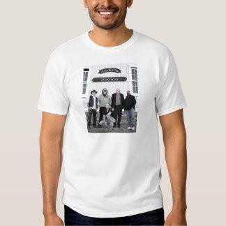 Camiseta de la banda de la estación de Jackson Polera