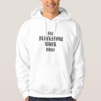 Camiseta de la banda del río de Blackstone Pulóver