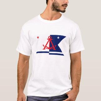 Camiseta de la bandera de Alameda