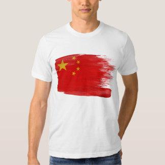 Camiseta de la bandera de China Remeras