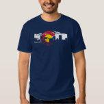 Camiseta de la bandera de Colorado - horizonte de Polera