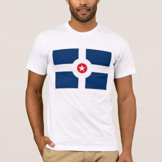Camiseta de la bandera de Indianapolis