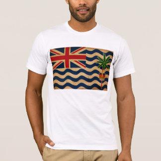 Camiseta de la bandera de los territorios del