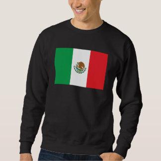 Camiseta de la bandera de México
