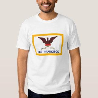 Camiseta de la bandera de San Francisco Remera