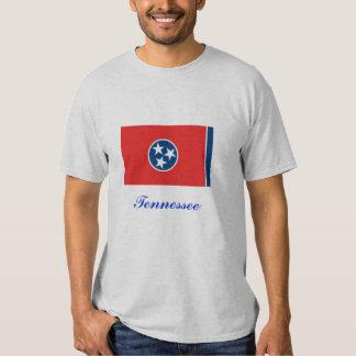 Camiseta de la bandera de Tennessee Polera