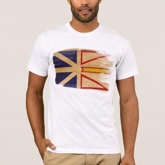 Camiseta de la bandera de Terranova