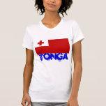 Camiseta de la bandera de Tonga*