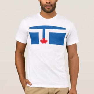 Camiseta de la bandera de Toronto
