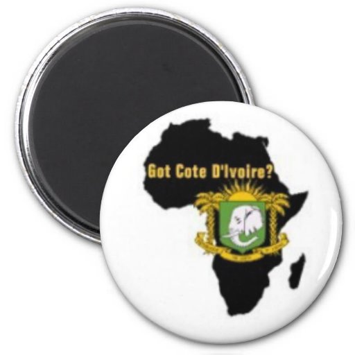 """Camiseta de la bandera del d'Ivoire de Côte"" y et Iman"