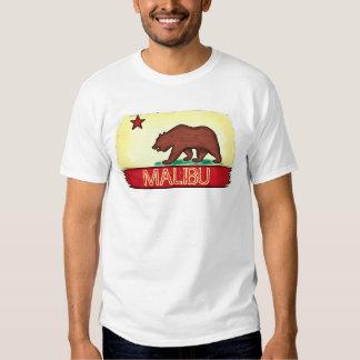 Camiseta de la bandera del estado de los polera