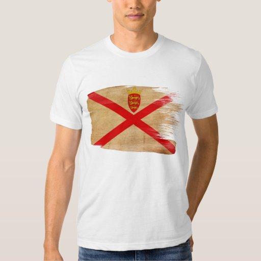 Camiseta de la bandera del jersey