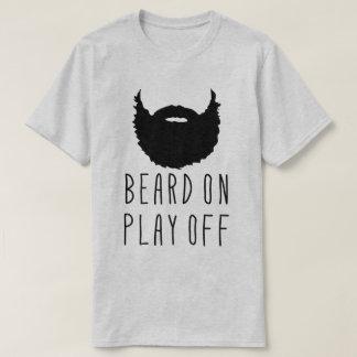 Camiseta de la barba de la segunda fase, con