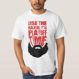 Camiseta de la barba de la segunda fase del