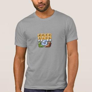 Camiseta de la barra de la palabra