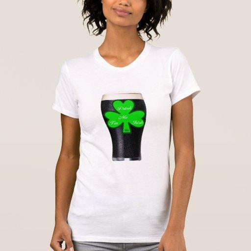 Camiseta de la bebida de Guinness