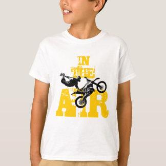 Camiseta de la bici de la suciedad de los polera