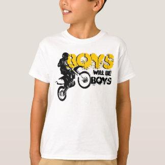 Camiseta de la bici de la suciedad de los remera