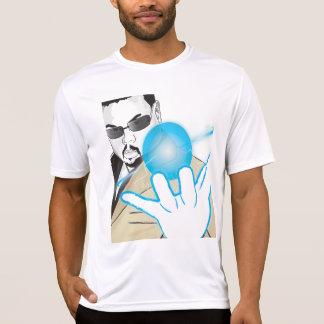 Camiseta de la bola de fuego de Tino Attila -