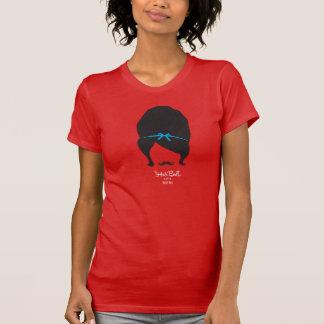 Camiseta de la bola de pelo