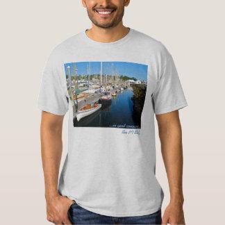 Camiseta de la buena compañía del Skiff de la Playera
